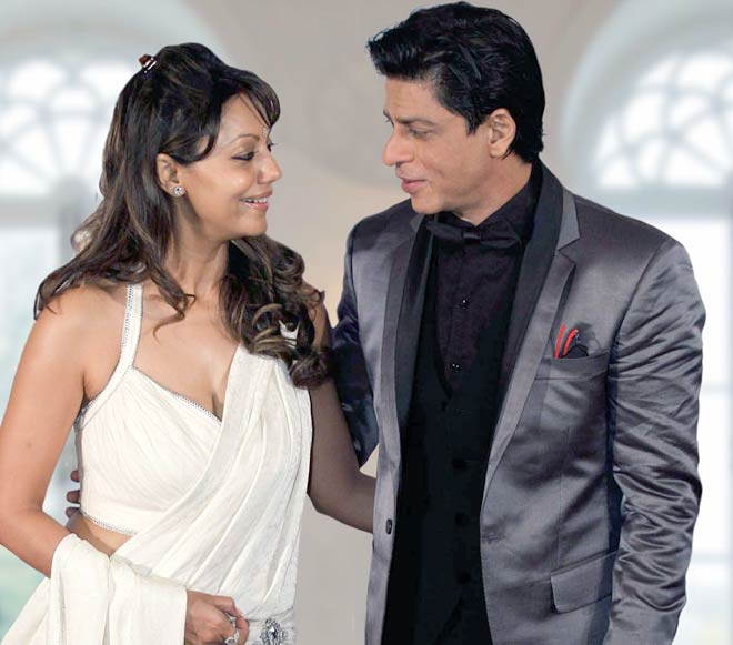The Love Story Of Shahrukh Khan And Gauri Khan