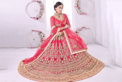 5 Brands Having Best Lehangas For Navratri