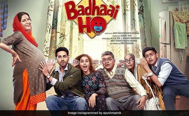Badhaai Ho - Movie Review
