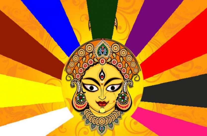Color To Wear On Which Day During Navratri