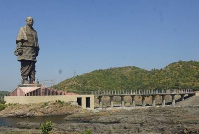 "Now New World's Tallest Monument ""#Statue Of Unity"" In India"