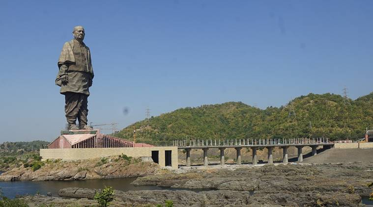 """Now New World's Tallest Monument """"#Statue Of Unity"""" In India"""