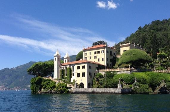 Villa Del Balbianello- Deepika Ranveer Wedding Venue