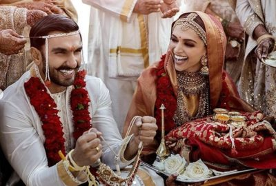 Deepika Ranveer Wedding Photos In HD