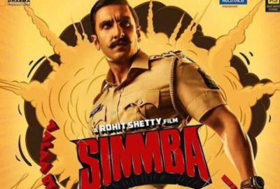 Movie Review - SIMMBA