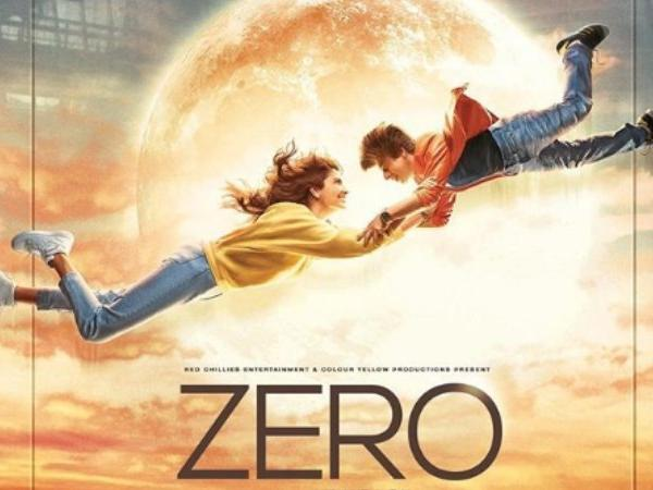 Movie Review - Zero
