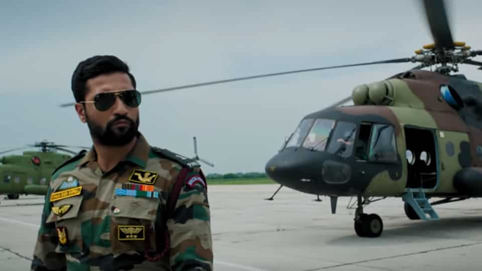 Movie Review - Uri: The Surgical Strike